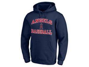 Majestic Los Angeles Angels Men's Rookie Heart & Soul Hoodie