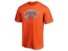 New York Knicks Men's Slash And Dash T-Shirt