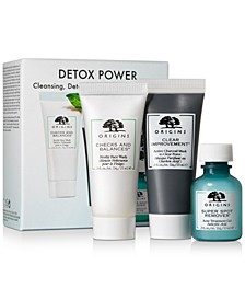 3-Pc. Detox Power Cleansing, Detoxifying & Spot-Fighting Set