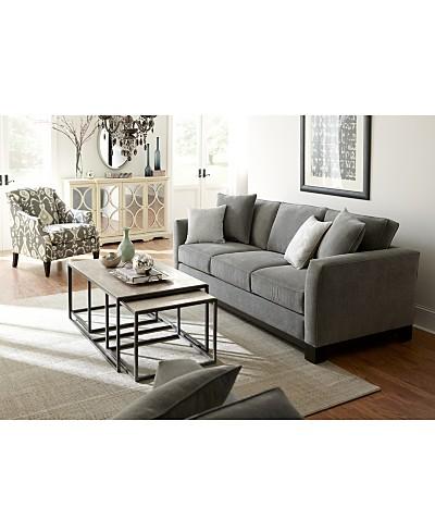 Kenton Fabric Sofa, Created for Macy's