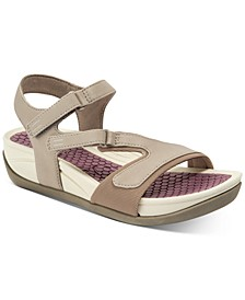 Deanna Wedge Sandals