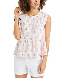 Tiered Blouse, Created for Macy's