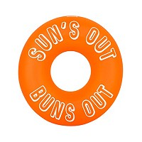 Sunny Life Suns Out Buns Out Swimming Pool Ring
