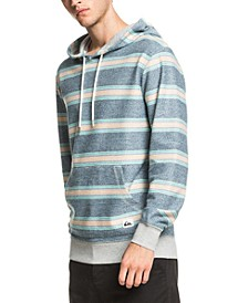 Men's Great Otway Striped Hoodie