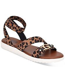 Karley Flat Sandals