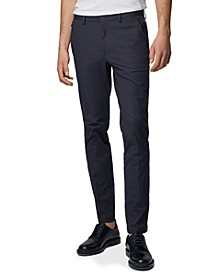 BOSS Men's Kaito Dark Blue Travel Pants