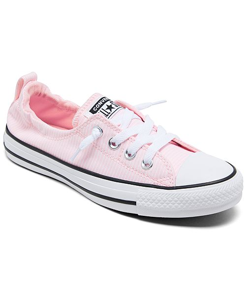 Converse Women's Chuck Taylor All Star Shoreline Casual Sneakers from Finish Line