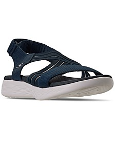 Women's On The Go 600 Strap Athletic Sandals from Finish Line