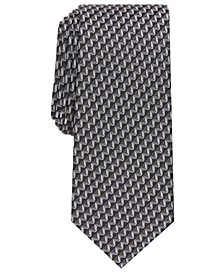 Men's Norton Geometric Necktie, Created for Macy's