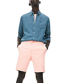 Men's Regular Fit Stretch Gabardine Shorts