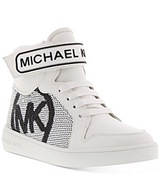 Micheal Kors Little & Big Girls Jem Spirit Casual Sneakers