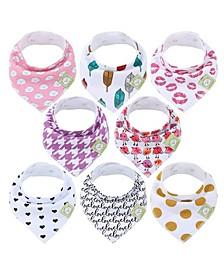 Baby Boys and Girls Organic Burp Cloths