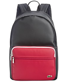 Men's Colorblocked Backpack