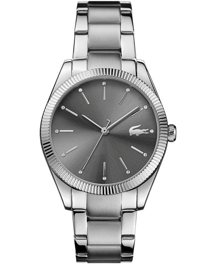 Lacoste - Women's Parisienne Stainless Steel Bracelet Watch 36mm