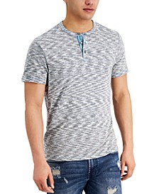 Men's Reef Broken-Stripe Henley