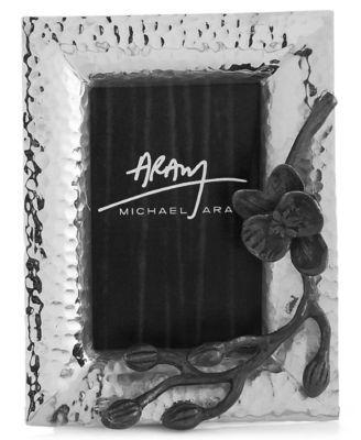 "Black Orchid 2"" x 3"" Mini Frame"