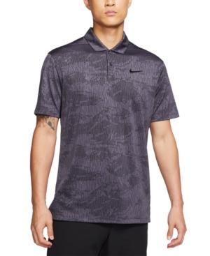 Nike Men's Vapor Dri-fit Camo Golf Polo