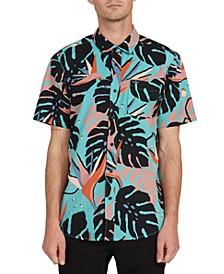 Men's Mentawais Fern Short Sleeve Shirt