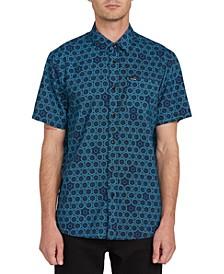 Men's Sun Medallion Shirt