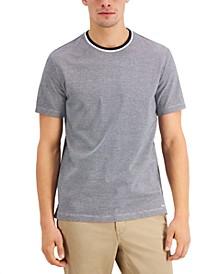 Men's Tipped Birdseye T-Shirt