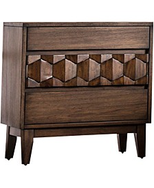 Kile Geometric Nightstand