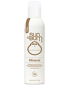 Mineral Whipped Sunscreen Lotion SPF 30, 6-oz.