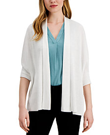 Alfani Dolman-Sleeve Cardigan, Created for Macy's