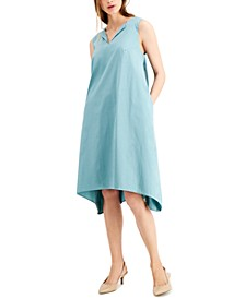 Handkerchief-Hem Dress, Created for Macy's