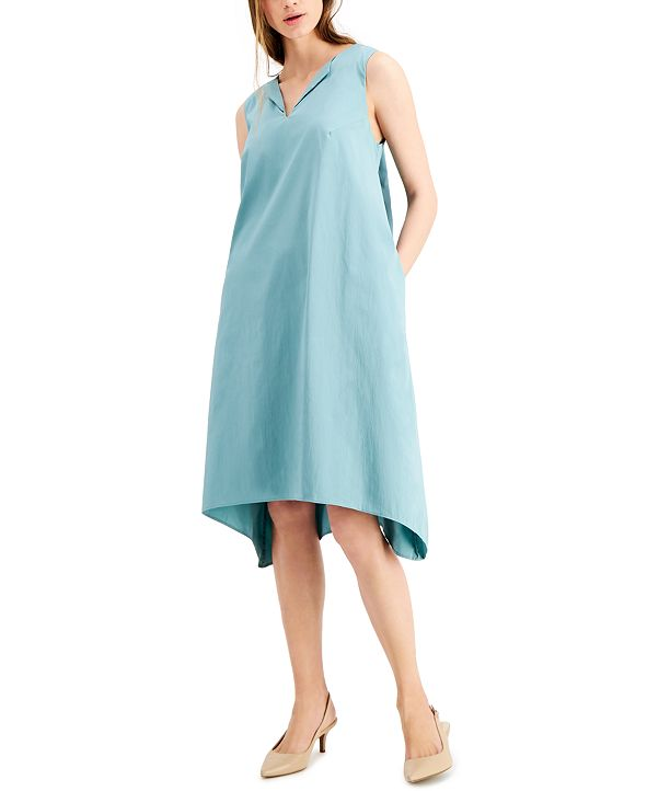 Alfani Handkerchief-Hem Dress, Created for Macy's