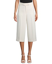 Crepe Tailored Culottes
