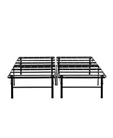 Platform Bed Frame, King