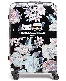 "Karlflauge 25"" Hardside Check-In Spinner"