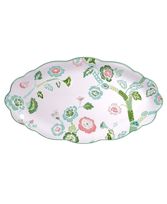 Tracy Porter - English Garden Oval Platter