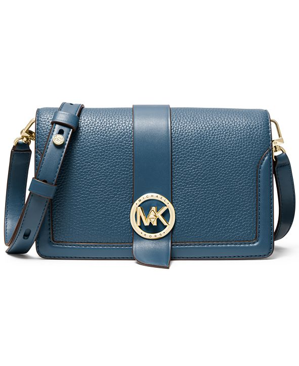 Michael Kors Triple Gusset Crossbody