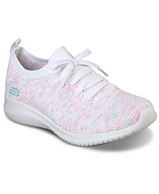 Women's Ultra Flex Happy Days Walking Sneakers from Finish Line
