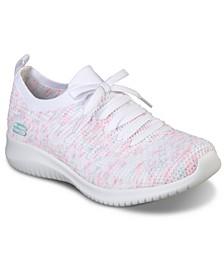 Women's Ultra Flex Happy Days Walking Sneakers from Finish Line
