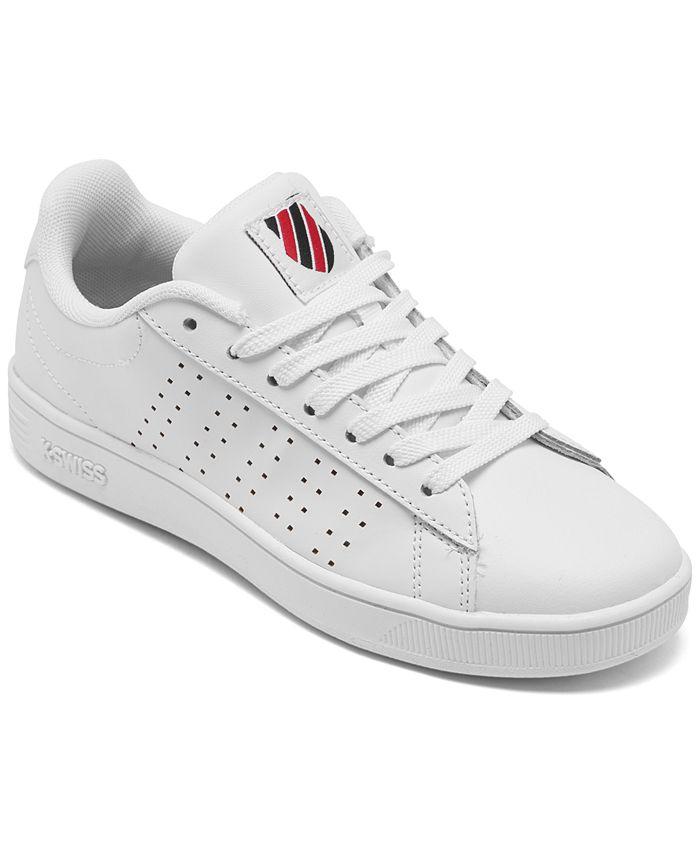 K-Swiss - Boys Court Casper Casual Sneakers from Finish Line
