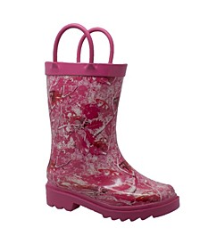 Toddler Boys Rubber Boot