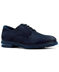 Men's Calvin Hybrid Lace-Up Casual Oxford Dress Shoes