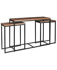 Jadenley Console Table - Set of 3