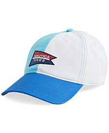 Jeans Co. Men's 99 Nautica Patch Baseball Cap