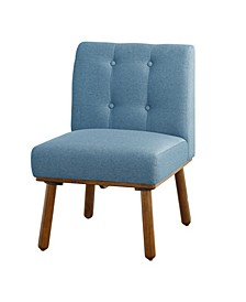 Playmate Armless Accent Chair