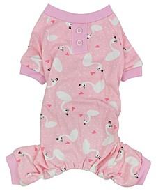 Swan Dog Pajama