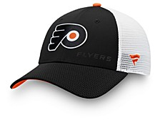 Philadelphia Flyers Authentic Pro Rinkside Trucker Cap