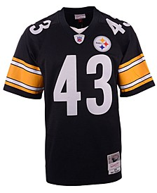 Pittsburgh Steelers Men's Replica Troy Polamalu Throwback Jersey