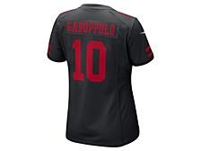 San Francisco 49ers Women's Game Jersey Jimmy Garoppolo