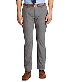 Men's Stretch Straight-Fit Pants