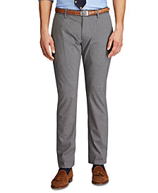 Polo Ralph Lauren Men's Stretch Straight-Fit Pants