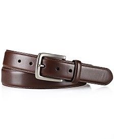 Polo Ralph Lauren Belt, Edge-Stitched Leather Belt