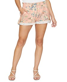 The Island Cuffed Shorts